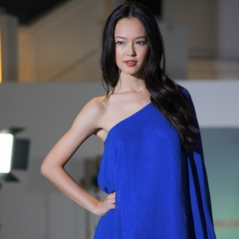 Elite Model Look 2011 Singapore Winner - Fiona Fussi