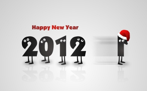 Goodbye 2011 and hello 2012