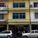 My late dad's shop in Bintangor