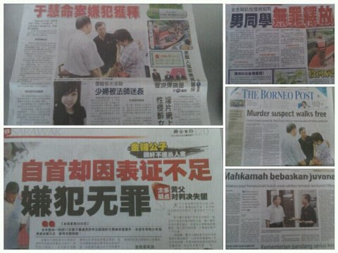 Newspaper headlines today