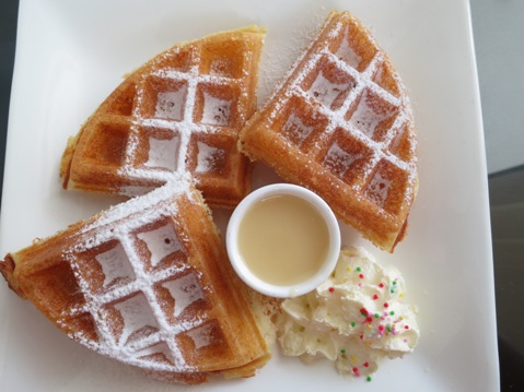 Sweetmilk Waffle