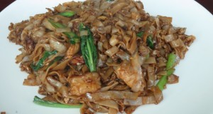 Fried kueh tiaw