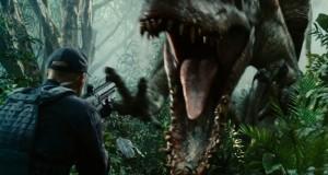 Scenes from Jurassic World