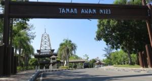 Taman Awam entrance