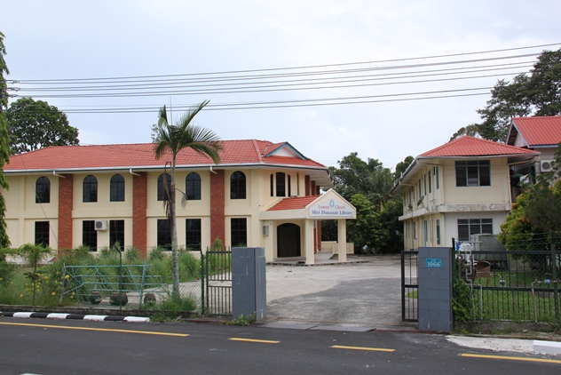 Diocese of Miri Library