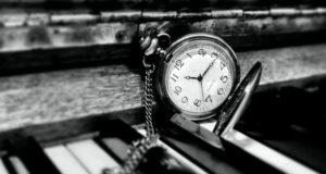 Time is slipping away