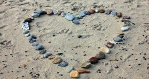 Love pebbles