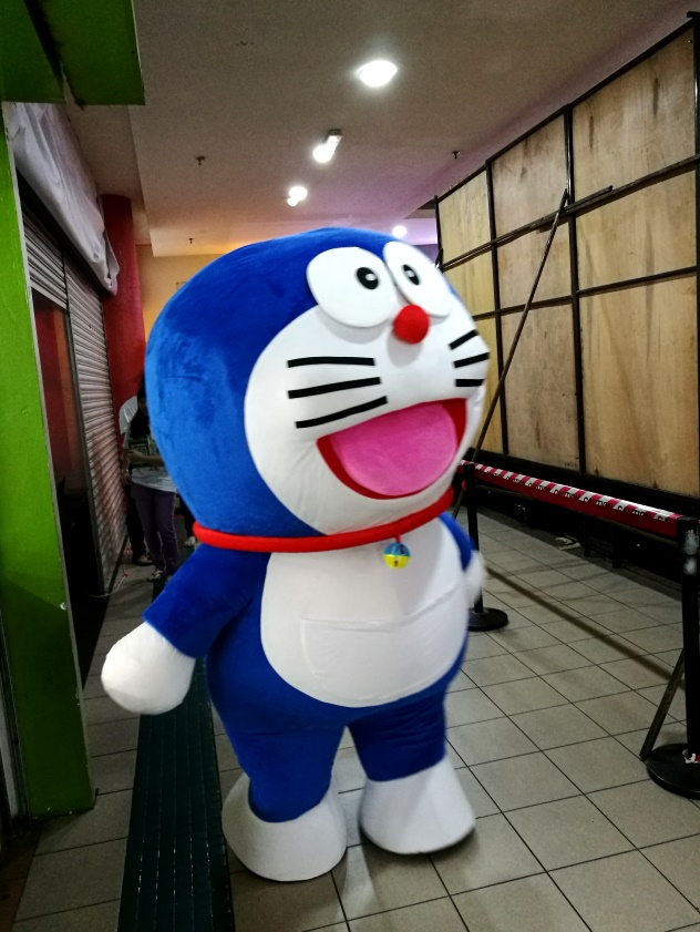Mascot of Doraemon