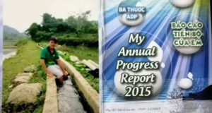 Ha Van Minh's 2015 Progress Report