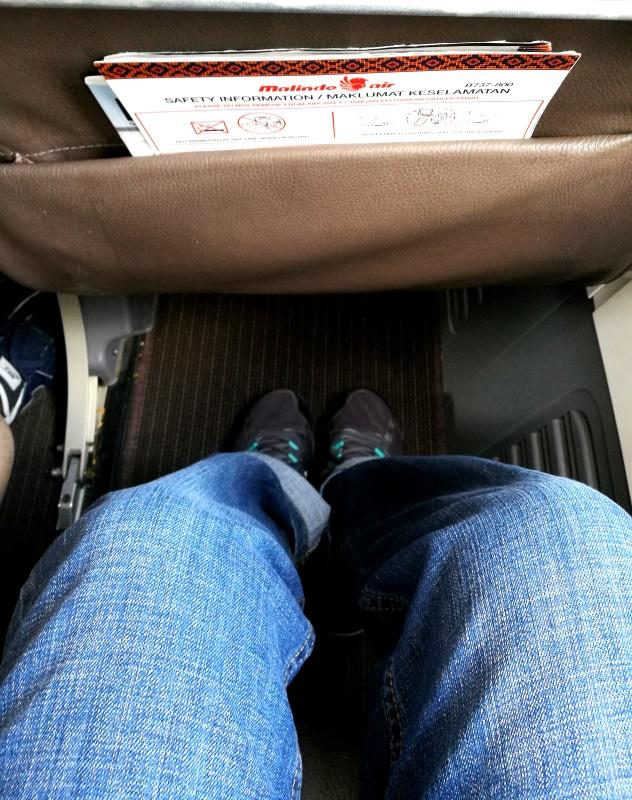More leg space
