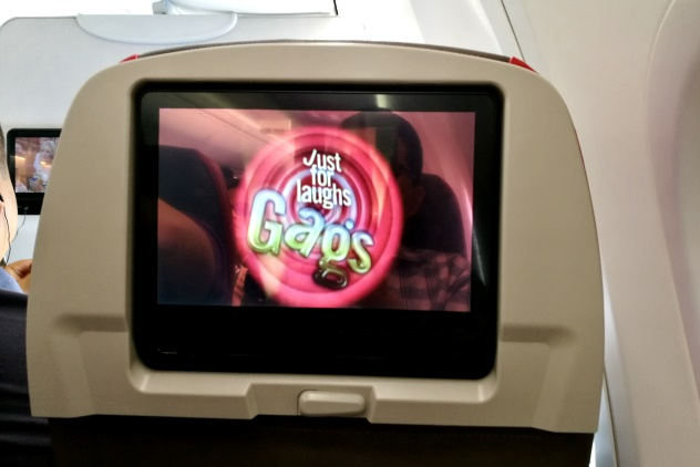 The comedy shows I watched on my flight to KL