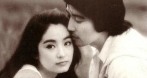Brigitte Lin Chin Hsia and Chin Han in Outside the Window (窗外)
