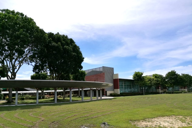 Campus buildings