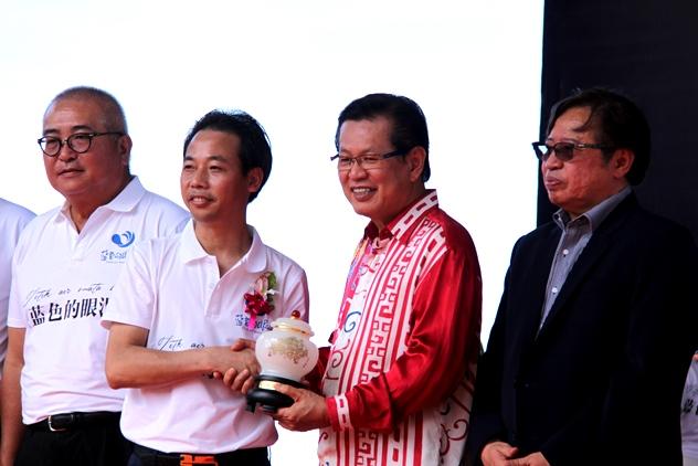Souvenir for Y.B. Datuk Lee Kim Shin