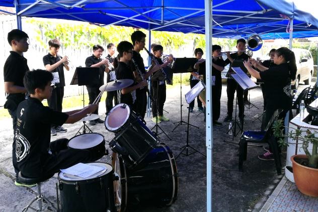 SMB Chung Hua band