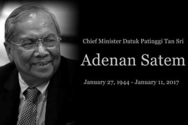 Tan Sri Adenan Satem