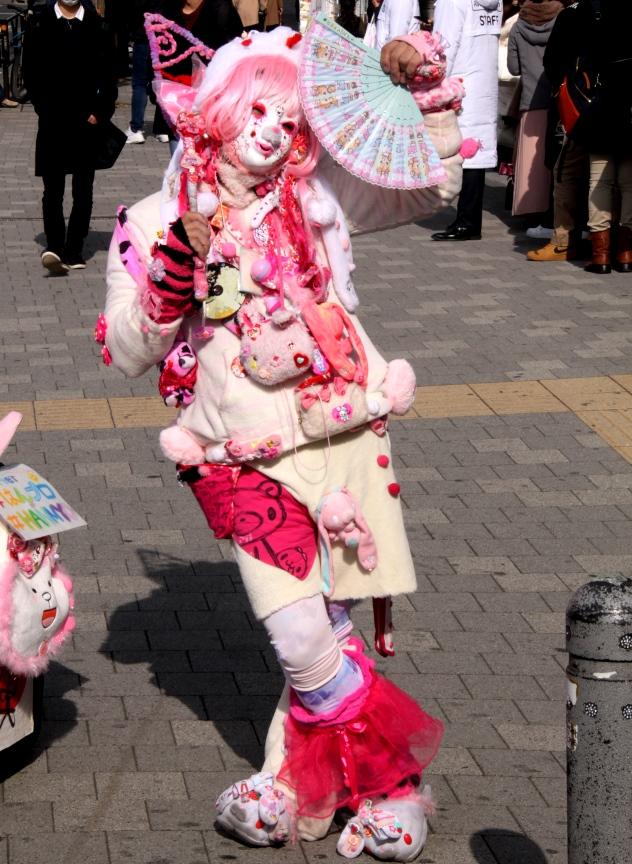 Japanese fashion...cuteness onerload