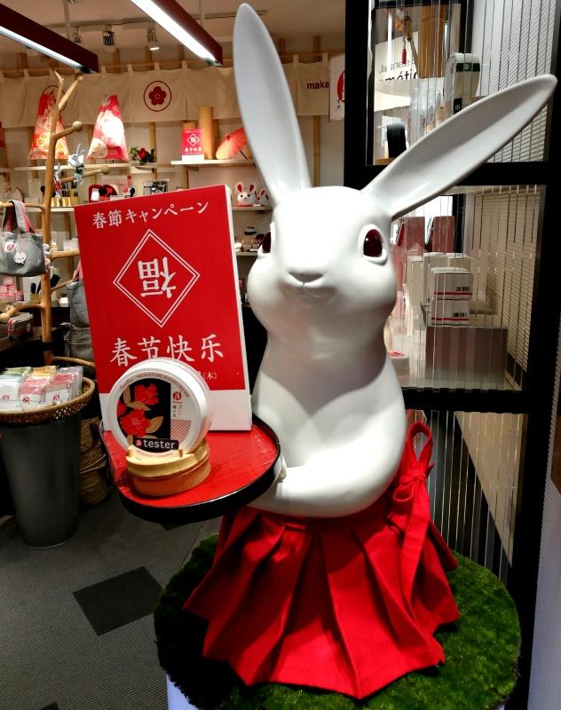 Cute mascot