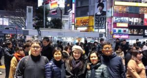 In Shibuya