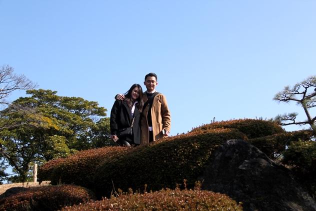 Amanda & Clarence