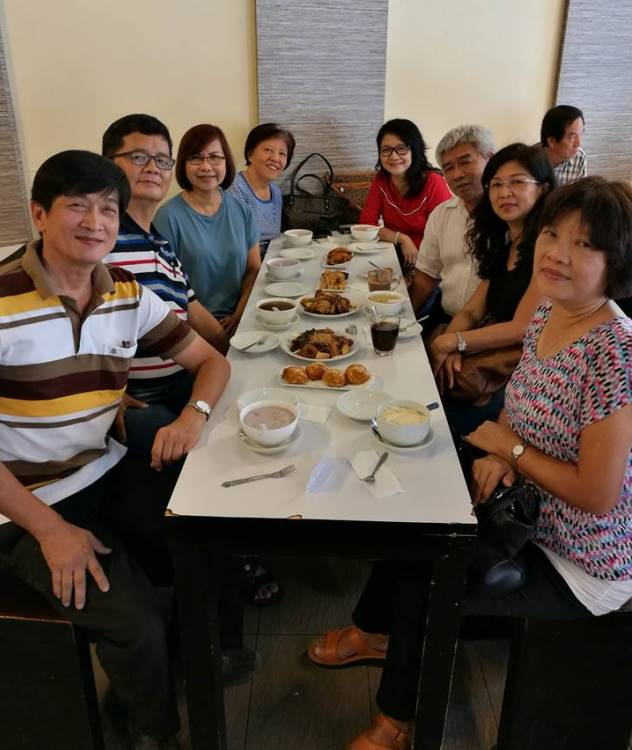 A gathering in Miri