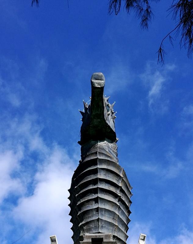 Seahorse lighthouse