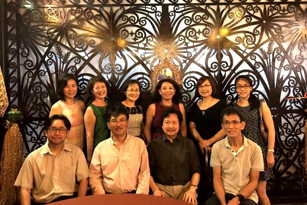 Another gathering in Kuching earlier this year