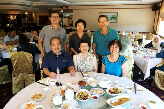 Another gathering in Miri
