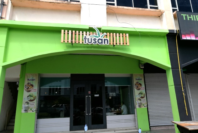 The Permy branch of Tusan Icecream