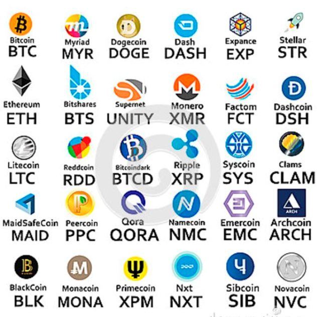 Welcome to the world of cryptocurrencies