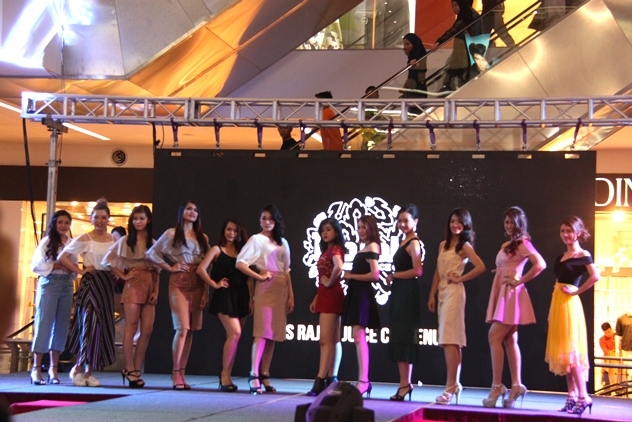The 12 finalists