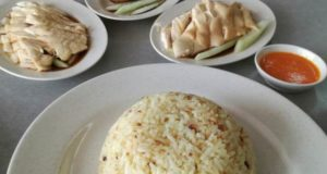 Chef Wong's Chicken Rice