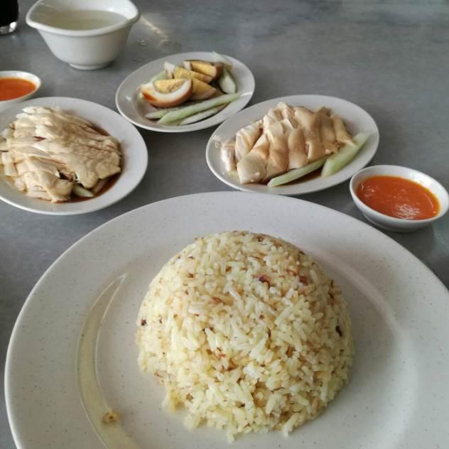 Chef Wong's Chicken Rice