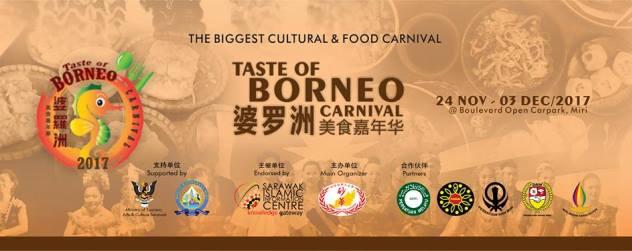 Taste Of Borneo Carnival 2017