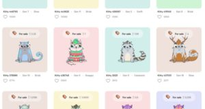 Cryptokitties